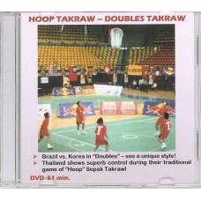 DVD: Doubles & Hoop Sepak Takraw