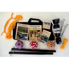 NP Portable Sepak Takraw Game Set - AL