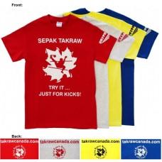 Takraw Canada T-Shirt